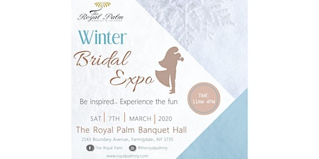 Winter Bridal Expo. 2020 tickets
