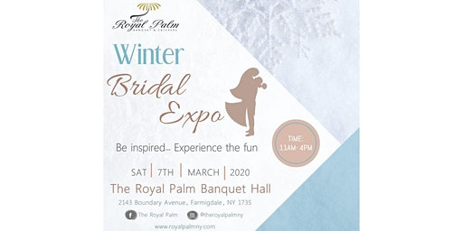 Winter Bridal Expo. 2020