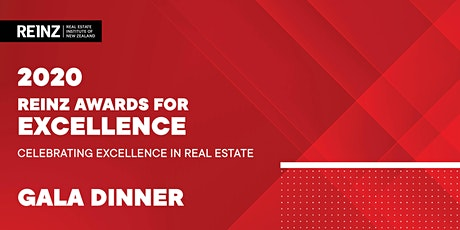 REINZ Awards for Excellence | Tuesday 1 September| 5:30pm - 10:00pm tickets