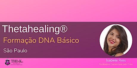 Thetahealing DNA Básico - Formação  ingressos