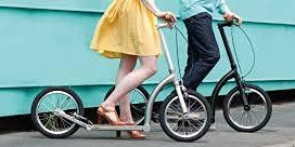 VALENTINE'S OFFER - PRICE IS FOR 2 PEOPLE ON SCOOTERS ON WATERFORD GREENWAY