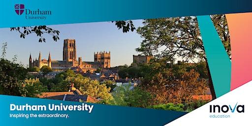 Estudia en la Universidad de Durham - sesión informativa, también en línea