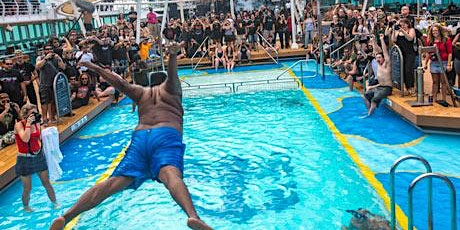 Hip Hop Pool Crawl