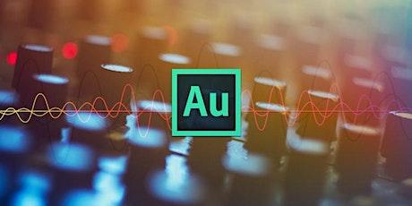Adobe Audition tickets