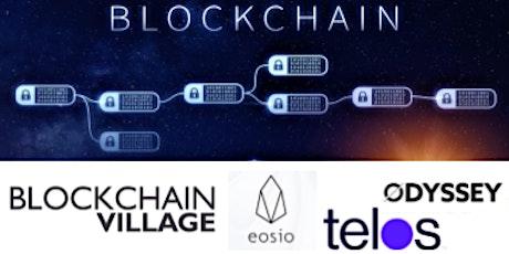 Free full-day blockchain developer workshop in Amsterdam tickets