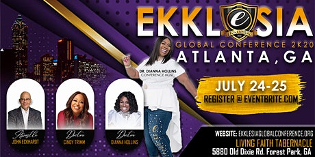 2020 Ekklesia Global Conference tickets