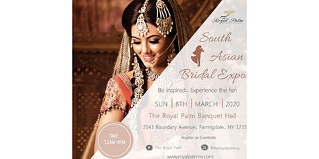 South Asian Bridal Expo tickets