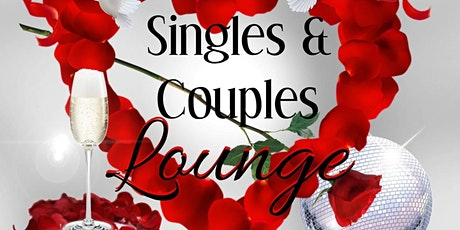 Singles and Couples Lounge tickets