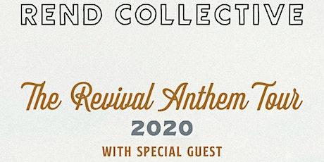 Rend Collective - World Vision Volunteer - Pasadena, TX tickets