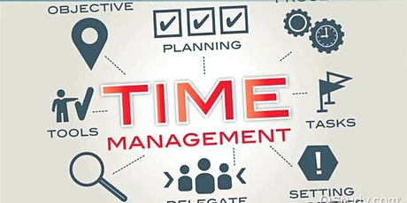 Time Management, Organizational Skills & Goal Setting tickets