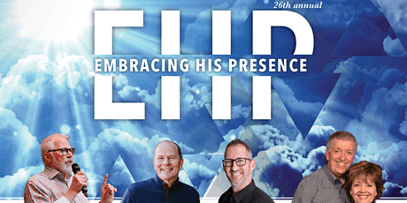 Embracing His Presence Conference tickets