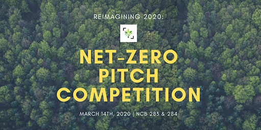 Reimagining 2020: Western's First Net-Zero Pitch Competition