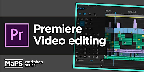 Video Editing with Adobe Premiere Pro Foundations tickets