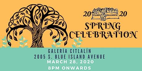 Pilsen Alliance 2020 Spring  Celebration tickets
