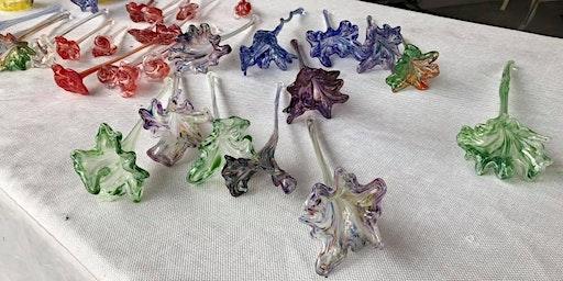 Glass Blowing - Flower Class