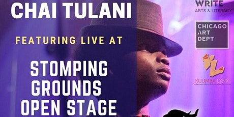Stomping Grounds Open Stage! tickets