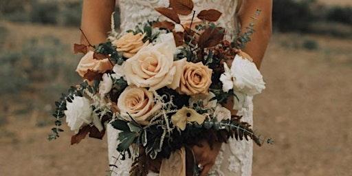 Bridal Bouquet Design Class with Petal Works Design Studio