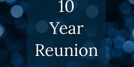 New Brunswick High School Class of 2010 Reunion tickets