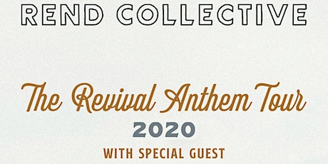Rend Collective - World Vision Volunteer - Westminster, CO tickets