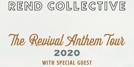 Rend Collective - World Vision Volunteer - Kent, WA tickets