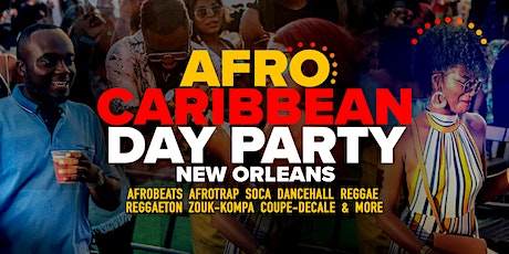AFRO CARIBBEAN DAY PARTY tickets