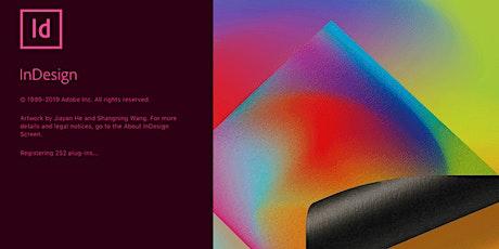 Adobe InDesign tickets