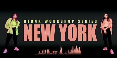 BFUNK WORKSHOPS | NEW YORK CITY - BhangraFunk & BollyFunk (FEB 23rd)