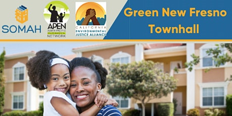 Green New Fresno Townhall tickets