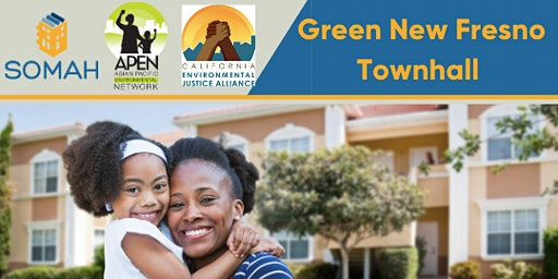 Green New Fresno Townhall
