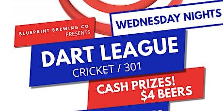 Winter Dart League tickets