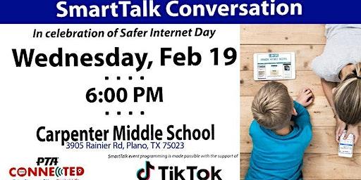 Safer Internet Day Smart Talk Conversation