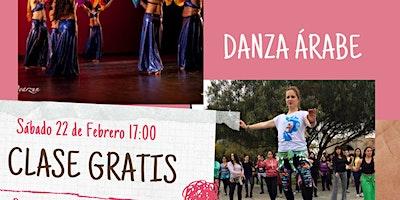 Clase Gratuita de Danza Árabe en Casablanca