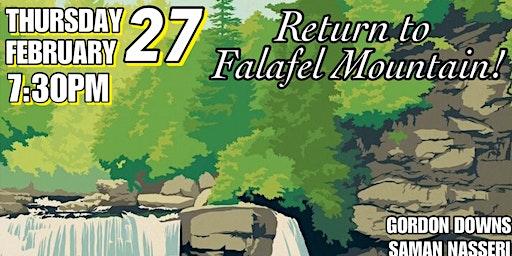 STREET JUSTICE: Return to Falafel Mountain