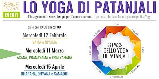 Lo Yoga di Patanjali - ASANA, PRANAYAMA e PRATYAHARA