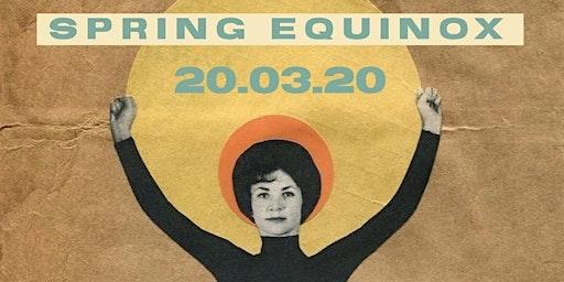 Spring Equinox 20.03.20