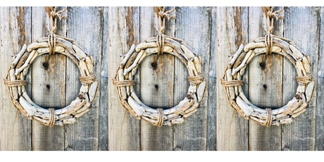 Nautical Driftwood Wreath Workshop tickets