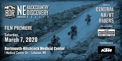 North East Backcountry Discovery Routes Expedition Documentary Film and Talk