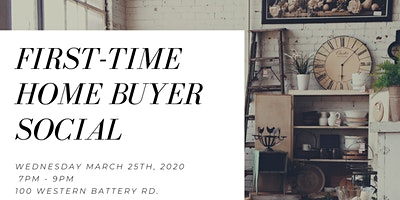 FIRST-TIME HOME BUYER SOCIAL