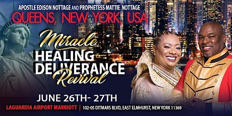 MIRACLE, HEALING & DELIVERANCE [NEW YORK] REVIVAL 2020 tickets