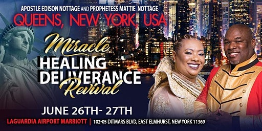 MIRACLE, HEALING & DELIVERANCE [NEW YORK] REVIVAL 2020