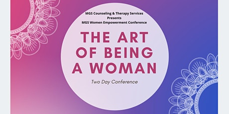 Annual MGS Women Empowerment Conference- Virtual Conference tickets