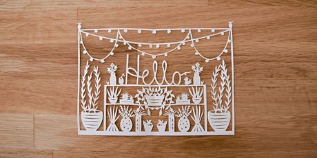 The art of paper cutting tickets