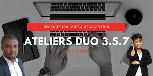 Ateliers Duo 3.5.7 - Module 3H