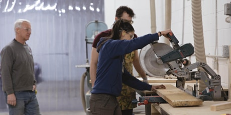 WOODSHOP 201: Design & Build Your Own Project tickets