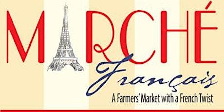 French Market Vendor Registration tickets