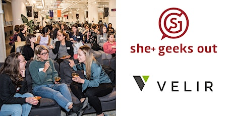 She+ Geeks Out in Boston November Geek Out sponsored by Velir  tickets