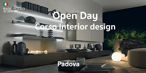 Open Day Interior Design Padova