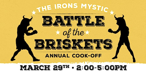 Battle of the Briskets 2020 at The IRONS in Mystic, CT