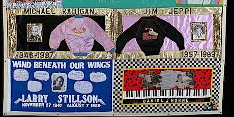 Golden Gate Park AIDS Memorial Quilt Display tickets