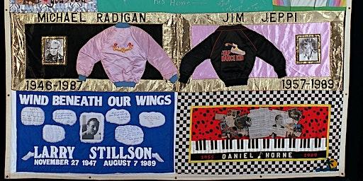 Register Here to Volunteer at Golden Gate Park AIDS Memorial Quilt Display